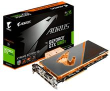 GigaByte GV-N108TAORUSX-WB-11GD AORUS GTX 1080 Ti Waterforce WB Xtreme Edition 11G Graphics Card